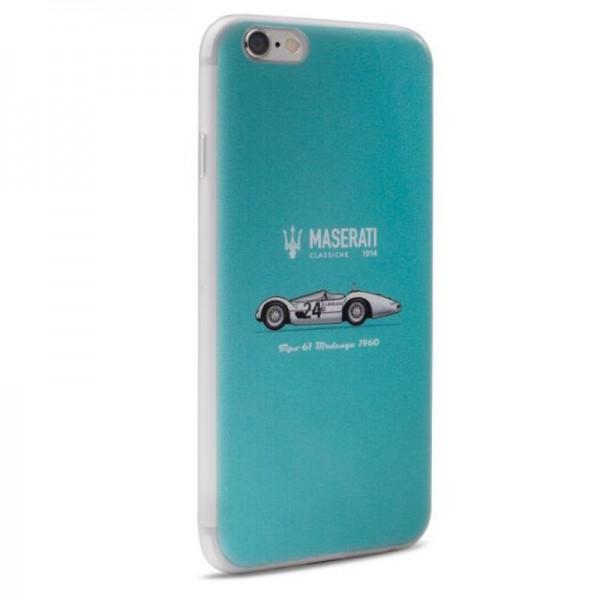 Original Maserati TIPO61 Birdcage Handyhülle / Smartphone Cover iphone 6/6S