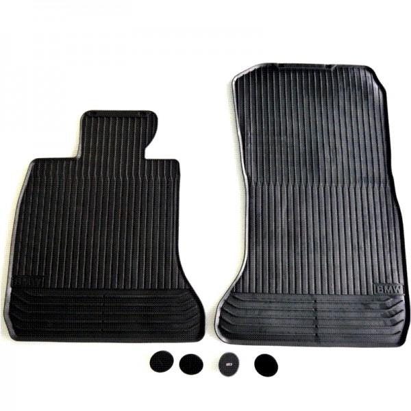Original BMW Gummimatten Fußmatten vorne 7er F01 F02 F03 F04 Hyb Lim