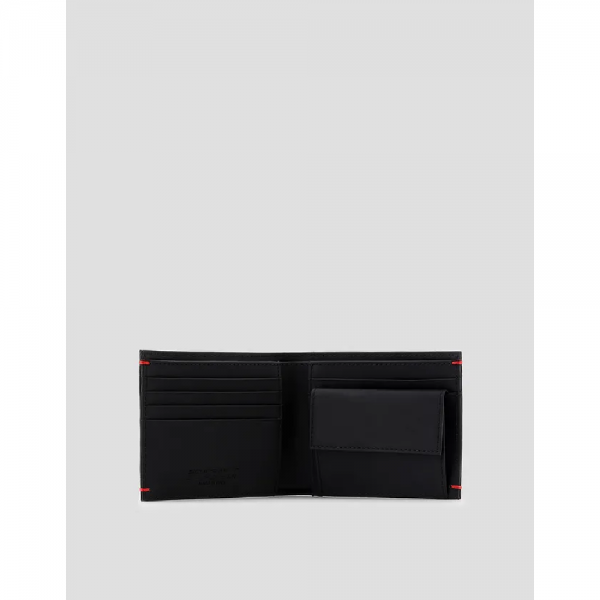 Ferrari Hyperformula Portemonnaie in Langformat mit Münzfach
