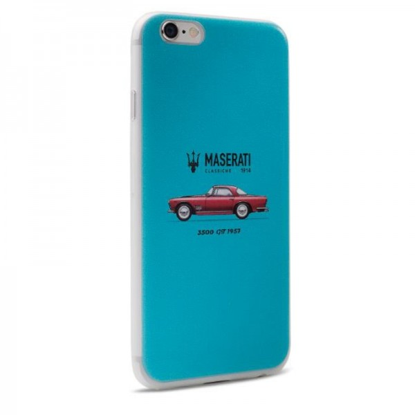 Original Maserati 3500GT 1957 Handyhülle / Smartphone Cover iphone 6/6S