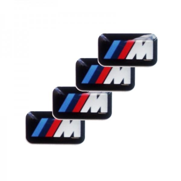 Original BMW M Plakette / Aufkleber/ Felgen Emblem