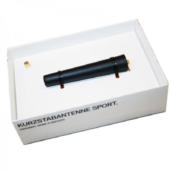 Original BMW Dachantenne Sport Stab Antenne 83mm kurz für 1er 3er Z4