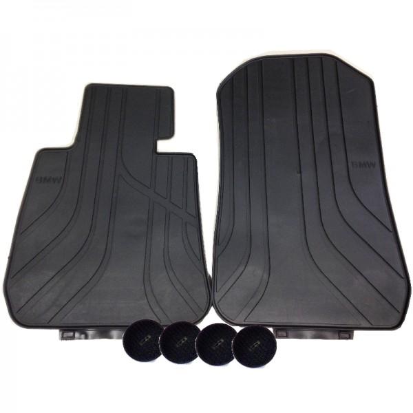Original BMW Gummimatten Fußmatten vorne 3er E90 E91 E92 E93