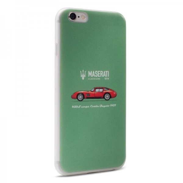 Original Maserati 450S Coupe Handyhülle / Smartphone Cover iphone 6/6S