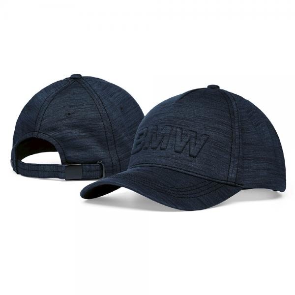 BMW Cap Wordmarke 3D Mütze Kappe dunkelblau