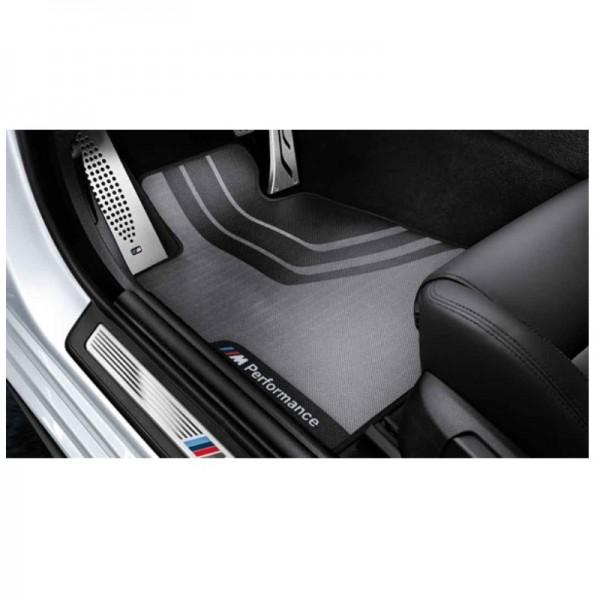 BMW M Performance Fußmatten vorne 5er F10 F11 Lim Tour