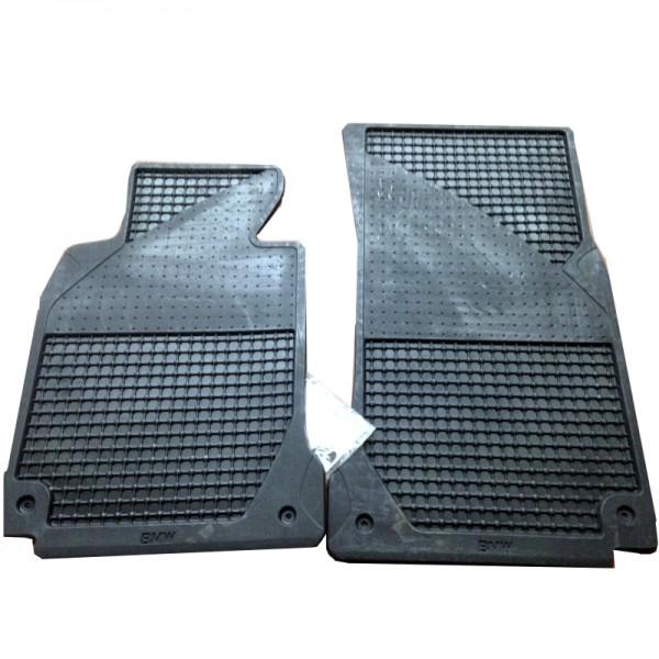 Original BMW Gummimatten Fußmatten vorne 5er E39 Lim Tour