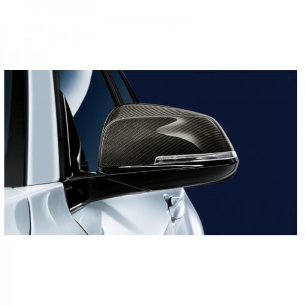 BMW M Performance Außenspiegelkappen Carbon 1er 2er 3er 4er X1