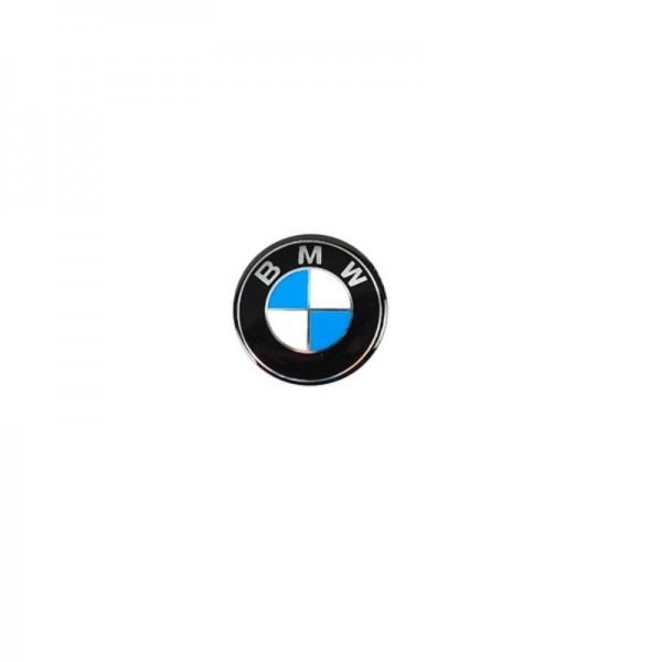 Original BMW Emblem Plakette für Schlüssel Ø 11 mm