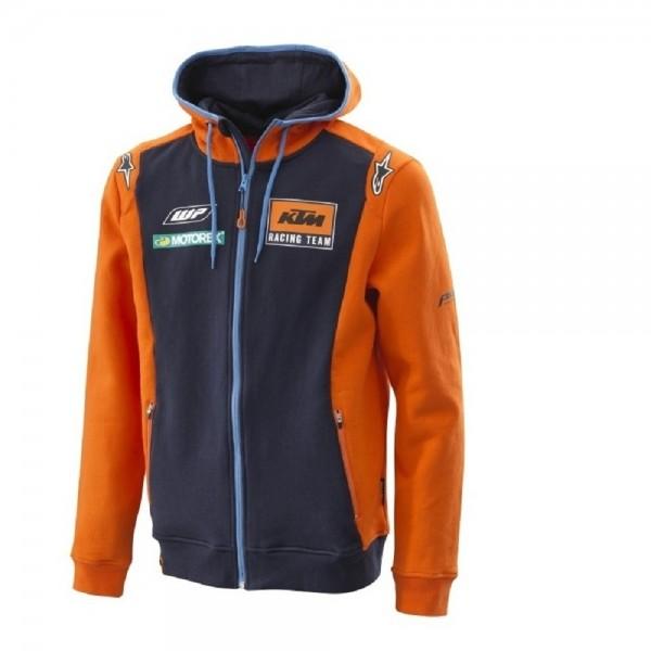 Original KTM Replica Team Zip Hoodie Herren Pullover
