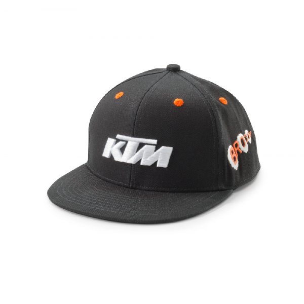 KTM KIDS RADICAL CAP BLACK