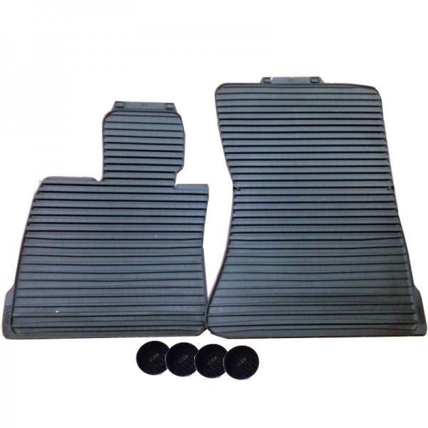 Original BMW Gummimatten Fußmatten vorne X5 E70 X6 E71