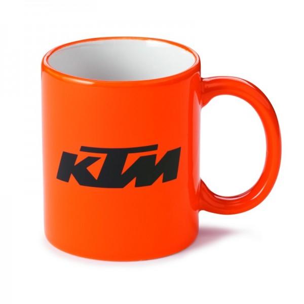 Original KTM Tasse / Becher / Kaffeetasse orange